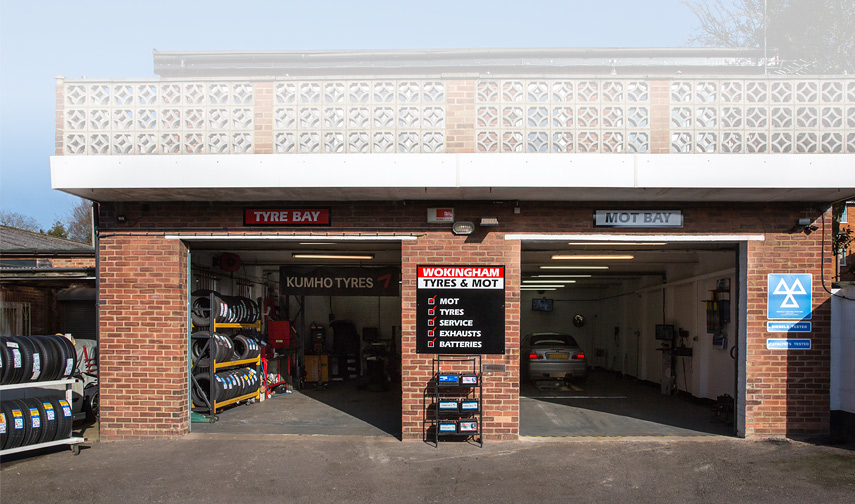 Edmunds tyres and exhausts